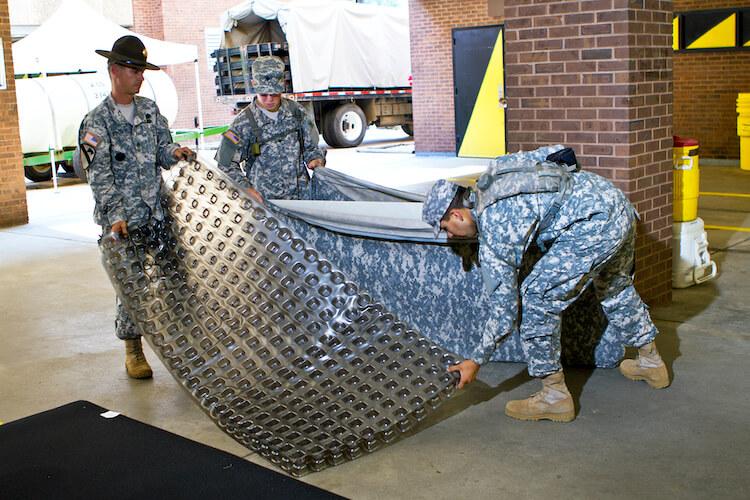 Assemble mattress